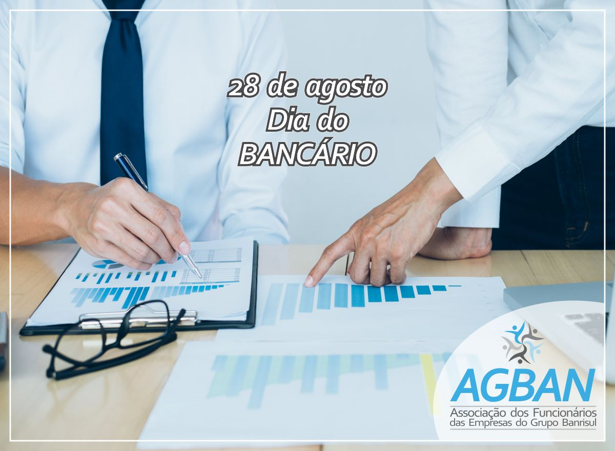 28/08: Dia do(a) Bancário(a)