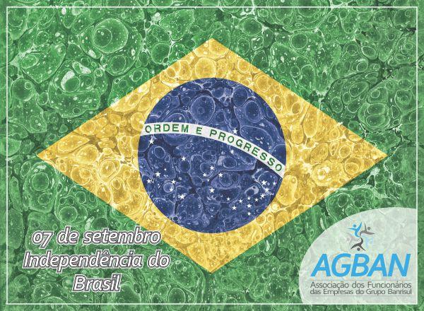 07/09: Independência do Brasil