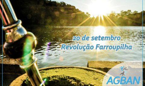 20/09: Revolução Farroupilha