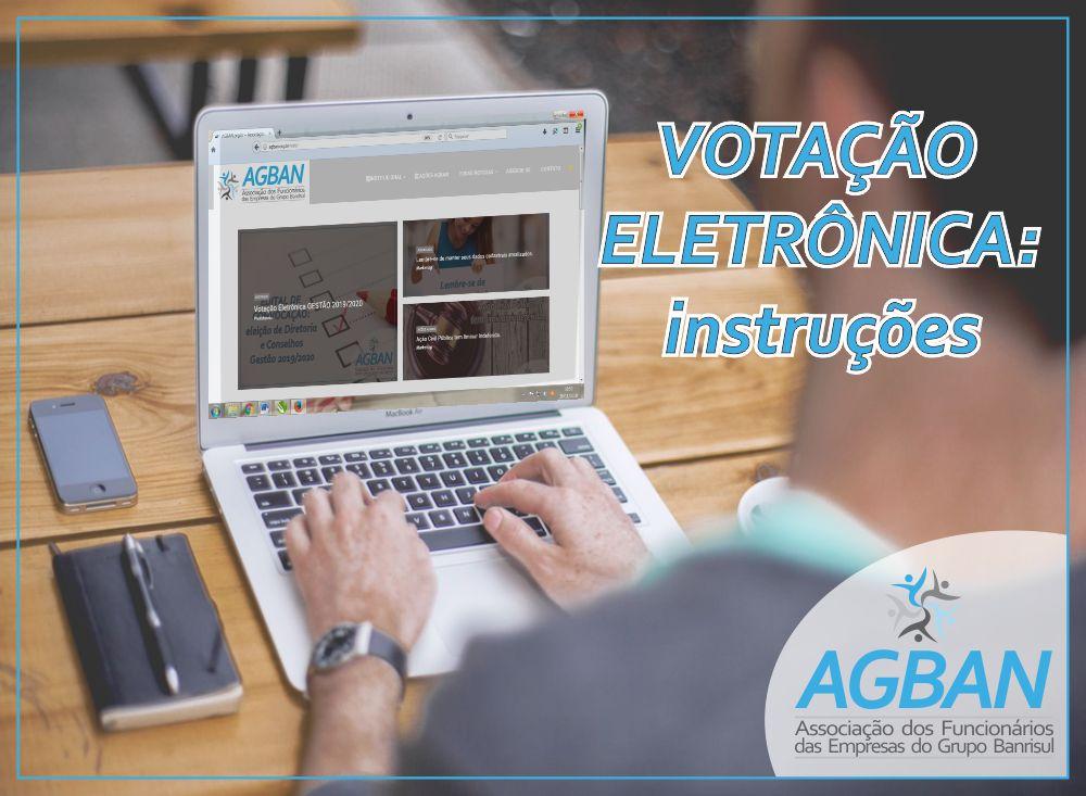 Votação EletrônicaGESTÃO 2019/2020