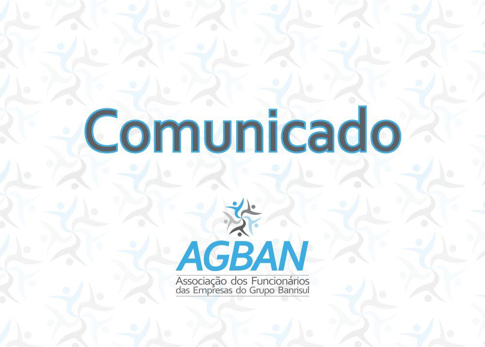 ESCLARECIMENTO: AGBAN NÃO FORMOU CHAPA CONJUNTA À AFABAN