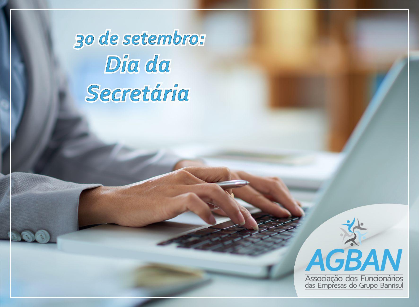 Feliz Dia da Secretária!