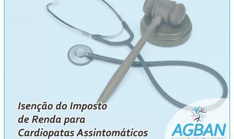 Isenção do Imposto de Renda para Cardiopatas Assintomáticos